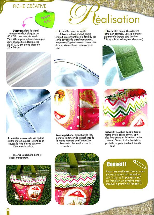 Créative - Mon Sac Malin - Septembre Ocotbre 2012.1