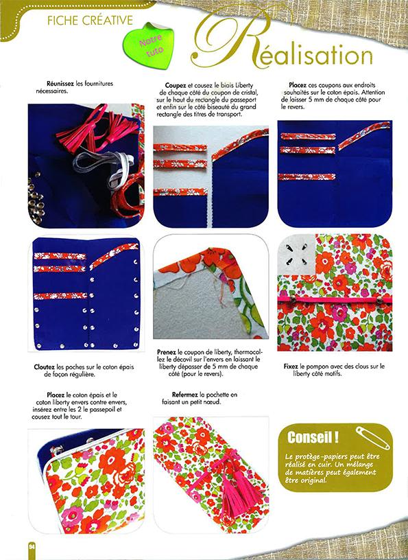 Créative - Novembre Décembre 2012 - Un abris chic pour vos