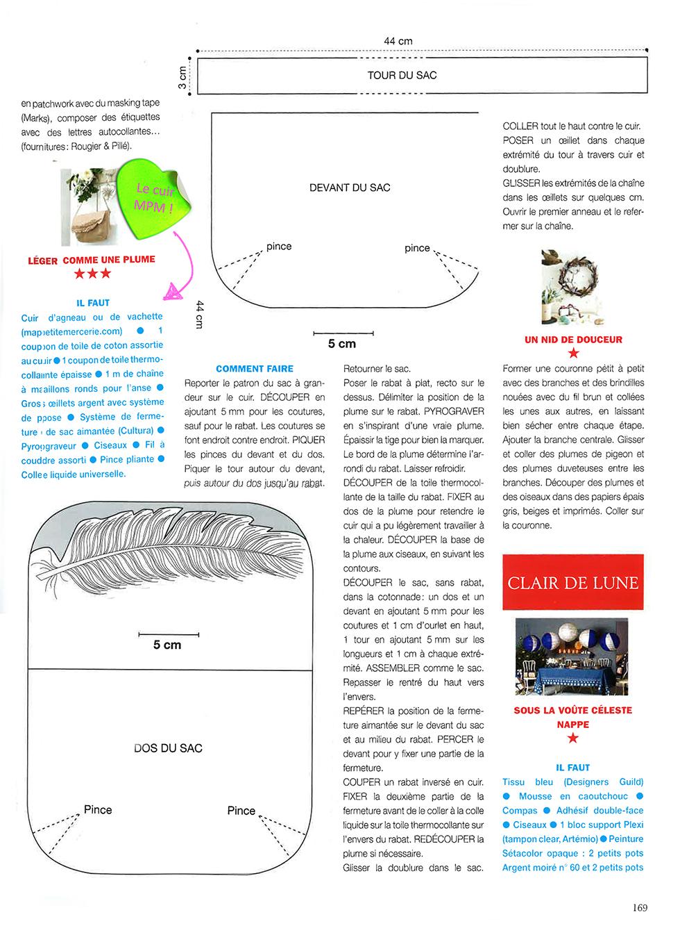 Marie Claire Idées - Dossier - Novermbre Décembre 2012 .2.