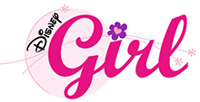 logo disney girl
