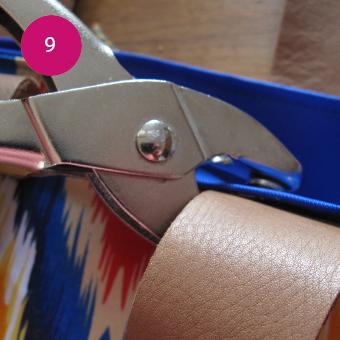 Pince rivet couture l 39 artisanat et l 39 industrie - Poser bouton pression sans pince ...