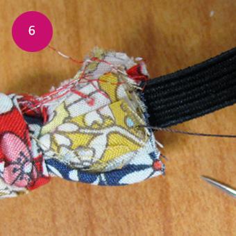 DIY headband 6