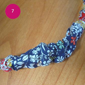 DIY headband 7