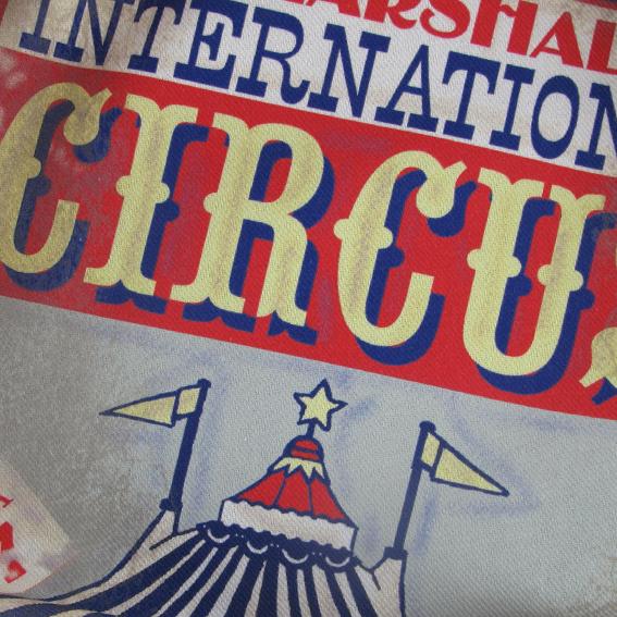 Tissu circus