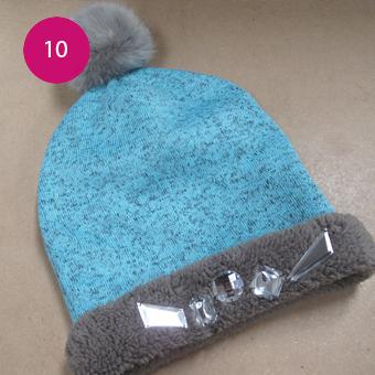 DIY bonnet 10