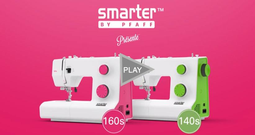 smarter 160S et 140S video