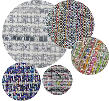 assemblage tweed