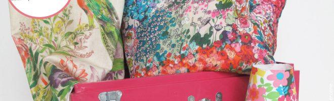DIY : Ma jolie housse de coussin Matisse