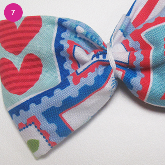 diy broche noeud 7