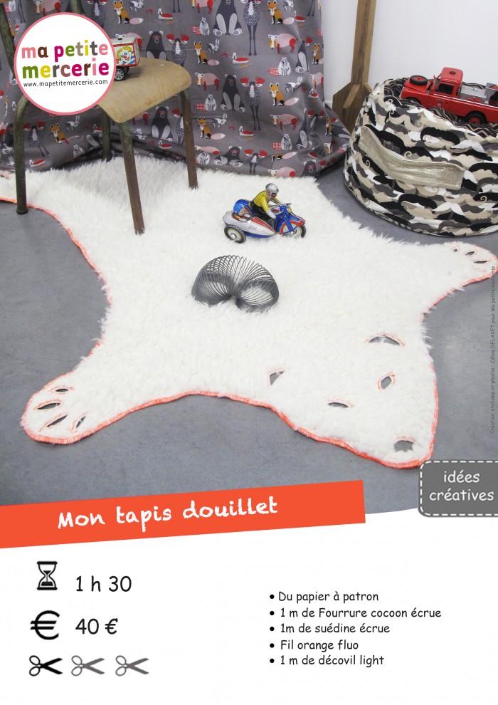 diy tapis