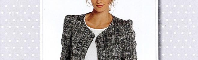 Créez votre veste Lili avec notre sélection de tissus