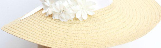 DIY : mon chapeau romantique