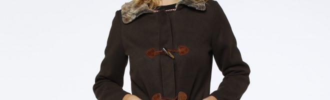 Créez votre Duffle coat avec la sélection de tissus Ma Petite Mercerie.
