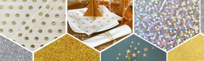 Inspiration : Mon Noël à paillettes !