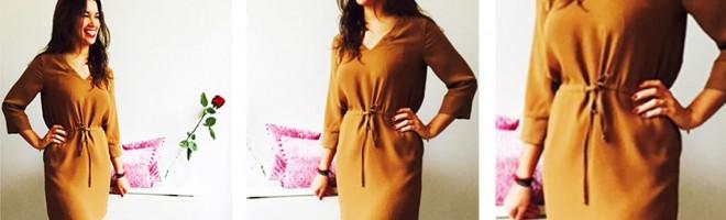 Made In Me couture : le patron de la robe addict & nos conseils tissus