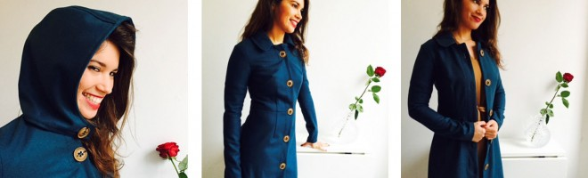 Made In Me couture : le patron du manteau style & nos conseils tissus