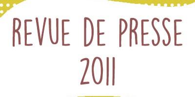 Publications Presse 2011
