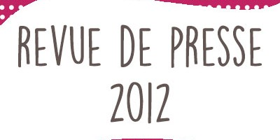 Publications 2012 : tutoriels, tendances