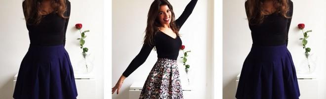 Made In Me couture : le patron de la jupe soleil & nos conseils tissus
