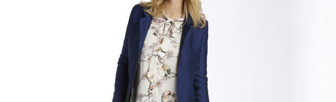 Créez votre veste easy avec la sélection de tissus Ma Petite Mercerie.