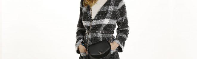Créez votre manteau Léna avec la sélection de tissus Ma petite mercerie.