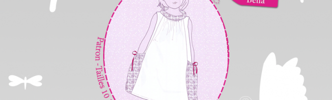 Jeu concours – Patron Robe BELLA 2