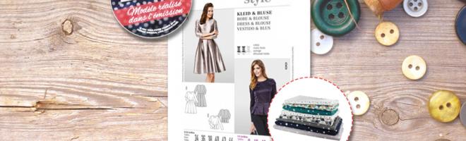 Jeu concours Burda Style & MPM – Émission 8