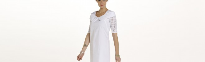 Créez votre robe Lisette avec la sélection de tissus Ma petite mercerie.