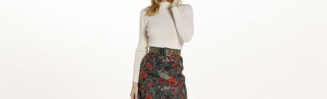 Créez votre jupe coquelicot avec la sélection de tissus Ma petite mercerie.
