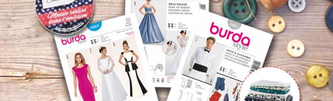 Jeu concours Burda Style & MPM – Émission 12