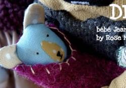 Protégé: Patron : Bébé Ours et son cocon d'emmaillotage by Rose Minuscule