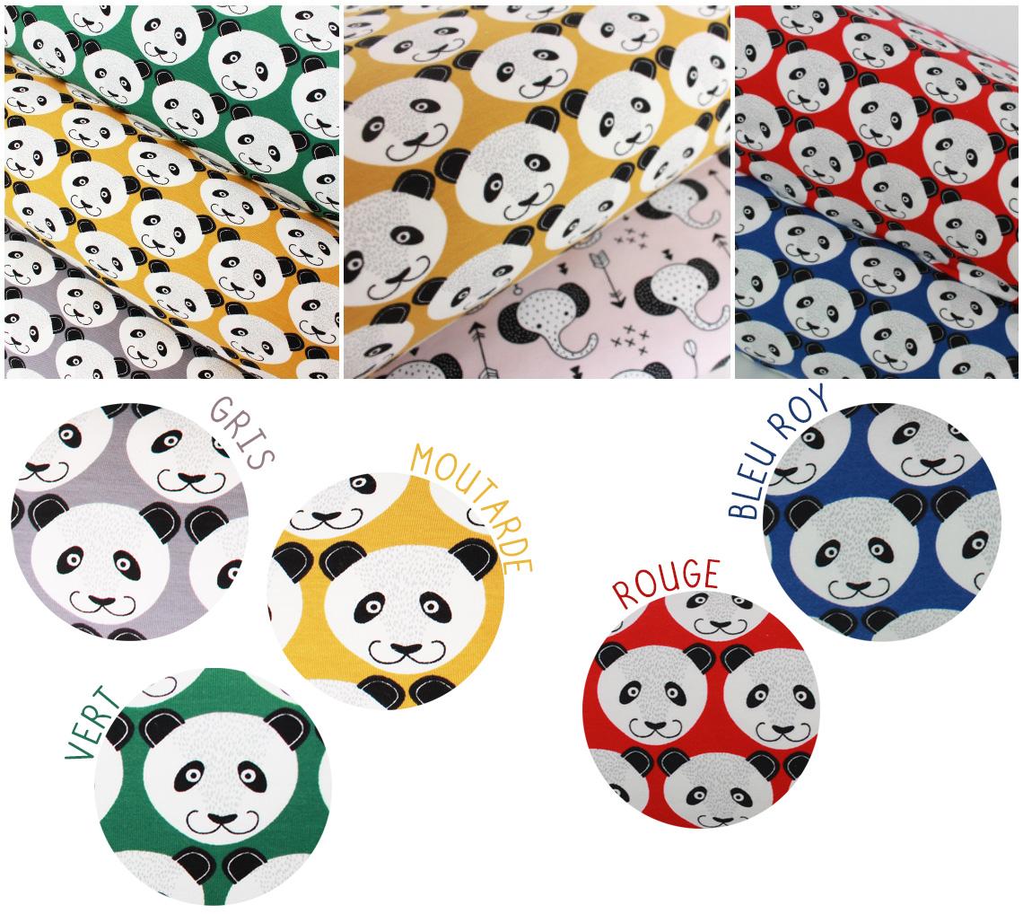 jersey panda