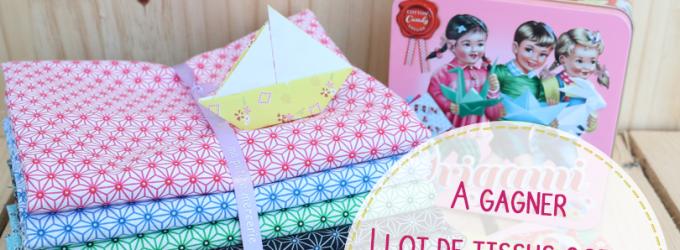 visuel jeu concours origami