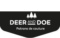 Patron de couture Dear and do
