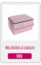 Tulle paillet ma petite mercerie for Amazon boite couture