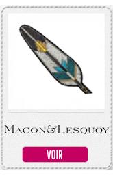 broche macon & lesquoy