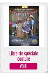 librairie créative livre couture