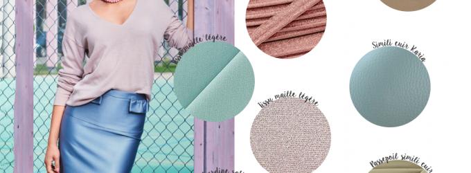 Burda Style – La jupe crayon pour la rentrée