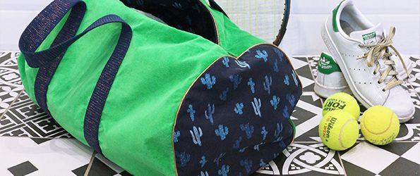 DIY : Le sac de voyage Polochon !