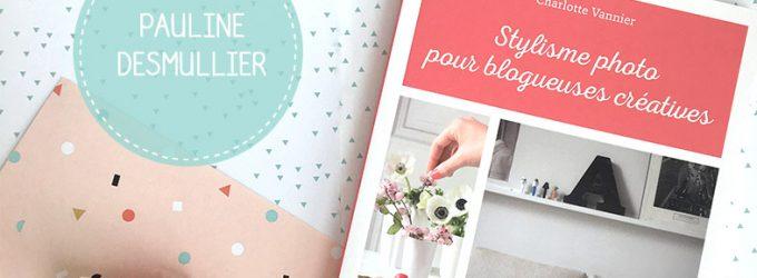 Les résultats du Jeu concours Livre Stylisme photo pour blogueuses créatives – Août 2018