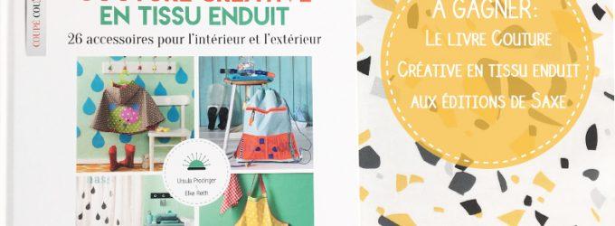 Jeu concours Couture Créative en Tissu Enduit – Septembre 2018