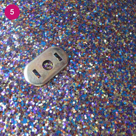 pochette glitter 5