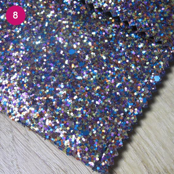 pochette glitter 8