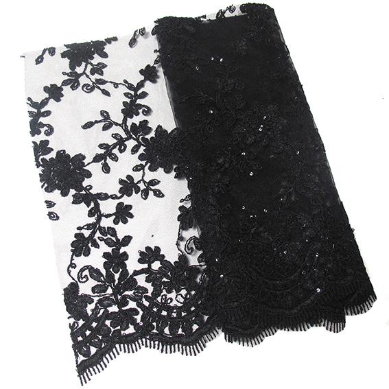diy robe noire 1