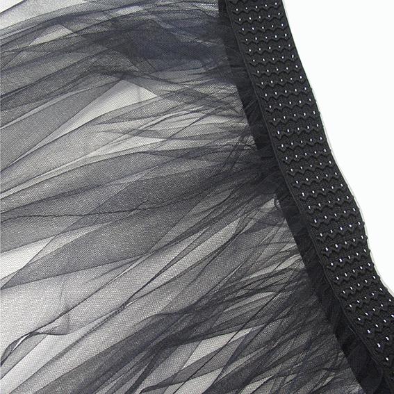 diy robe noire 9