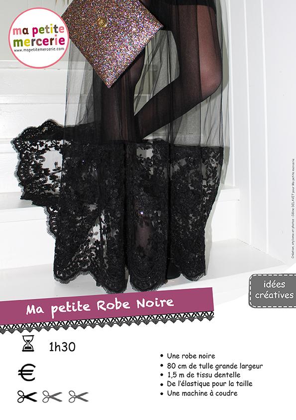 photo robe noire bd