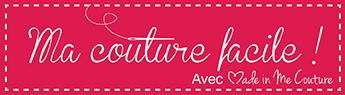 Logo Couture Facile MIMC1