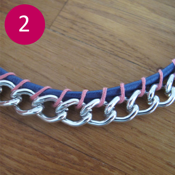 DIY collier2