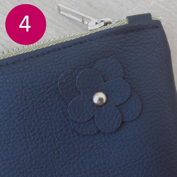 pochette fleur 4