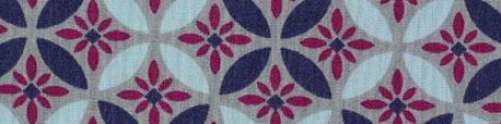 tissu-coton-popeline-magic-flowers-violet-x-10cm